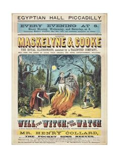 maskelyne - Yahoo Image Search results