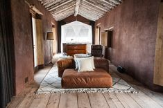 Very Small Luxury Hotels, Luxury Boutique Hotels Hotel Weekend, Restaurant Hotel, Rue Verte, Flagstone Flooring, Small Luxury Hotels, Luxury Travel, Best Boutique Hotels, Great Rooms, Natural Building