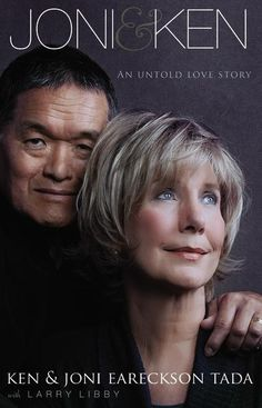 Joni and   Ken is the true love story of one of the most adored and respected couples on the planet---Ken and Joni Eareckson Tada---who, through depression, pain, and cancer, faced the kind of testing and trials few could even conceive. But a couple who have clearly displayed the love of Jesus in their relationship � for almost thirty years. Includes an eight-page photo section.