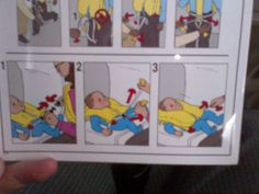 I don't think that's very safe  In case of an emergency, the baby under your seat can be used as a floatation device.
