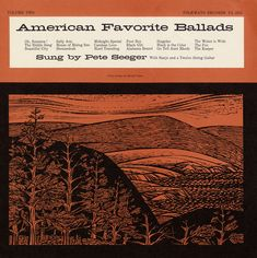 Smithsonian Folkways - American Favorite Ballads, Vol. 2 - Pete Seeger