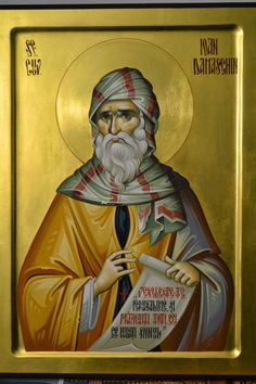 St John of Damascus Byzantine Icons, Byzantine Art, Religious Icons, Religious Art, Famous Freemasons, Russian Icons, Biblical Art, Icon Collection, Orthodox Icons