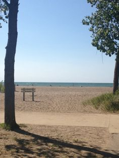 Named one of CNN's top beaches, this is the longest beach in Ohio.  There is more than one mile of walkable, sandy beach.