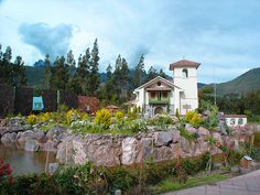 Sacred Valley Chapel, an inviting destination.