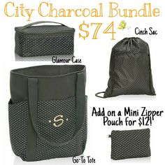 City Charcoal Bundle https://www.mythirtyone.com/steioff Please email me before you order so I can make sure you get the special pricing! jessica.steioff@gmail.com