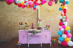 Babushka Doll Inspired Birthday Party via Kara's Party Ideas KarasPartyIdeas.com Decor, printables, favors, desserts, food, and more! #babushka #babushkadoll #babushkaparty #babushkadollparty (3)