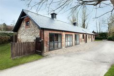 Old Horse Stables Become a Modern Home with Character • Design Milk