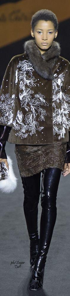 Fendi Fall 2015 Couture