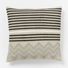 Decorative pillow from West Elm