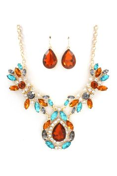 Cute Statement Necklace!!
