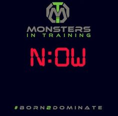 The time is N:OW!! You've been putting off your own personal goals and long enough. Why? Without your health and fitness what do you have? Invest in yourself and make those changes. Join #MonstersInTraining and become apart of a family motivated to keep on track of your goals. Lets meet and beat them! #personalhealth #jointhemovement #monstersonamission #monsterarmymovement #monstersintraining #born2dominate #metroflexmonsters #lifestyle #fitfamsa #safitnessphotos by metroflexsa