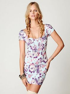 beautiful floral from Free People