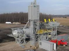 A concrete plant, also known as a batch plant or batching plant, is a device that combines various ingredients to form concrete.