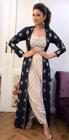 Parineeti Chopra responds to link-up rumours with Maneesh Sharma and Charit Desai News,parineeti chopra Shrug For Dresses, Indian Gowns Dresses, Pakistani Dresses, Kurti Designs Party Wear, Lehenga Designs, Salwar Designs, Indian Wedding Outfits, Indian Outfits, Wedding Dresses