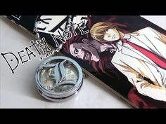Death Note L Watch Necklace