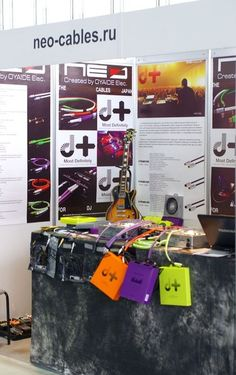 at the neo-cables.ru booth of the MusicMoscow show Sep'2012