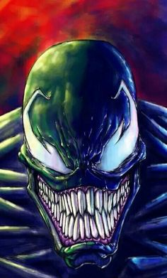 Venom by ALEX E. QUINTERO Thanks a lot a lot! What do you think about this beautiful photo? Please make a commnet below. Comic Book Characters, Comic Book Heroes, Comic Character, Comic Books Art, Comic Art, Marvel Venom, Marvel Villains, Ms Marvel, Marvel Heroes