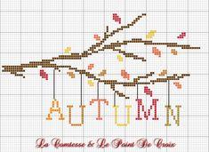 La Comtesse & Le Point De Croix: E' autunno