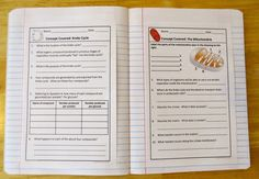 Science Stuff: Biology Interactive Notebooks