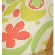 Woodstock Bed Cover Is A Phenomenal Cotton Pattern That Jumps At You Straight From Era This Offers Great Color Palette Of Lime