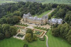 Waddesdon Manor    ©WaddesdonManor, The Rothschild Collection(NationalTrust),Photographer:John Bigelow Taylor