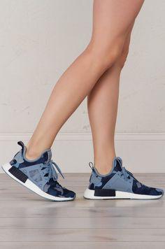 ADIDAS WOMENS NMD XR1 W (Get The Look at www.shopakira.com) #shoes #blue #Adidas #ValentinesDay #ShopAkira #Fashion #Trendy