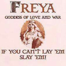 ★ Oh, My Mythical, Freya! I LOVE u!