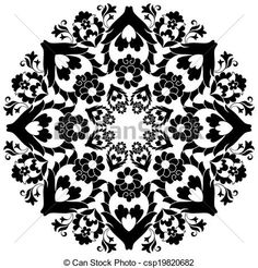 Ottoman motifs design series with e - csp19820682