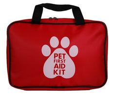 Pet First Aid Kit - prepare for your pets
