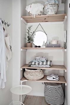 tidy but stylish and practical storage