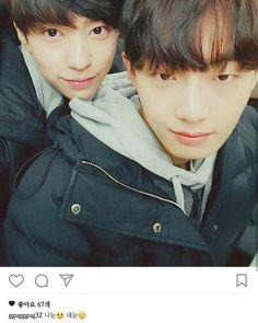 김용국 Kim Yong Guk 김시현 KIM SHI HYUN Produce 101 2