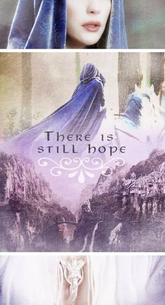 There is still hope. #lotr #arwen // some things are certain...if I leave him now, I will regret it forever...