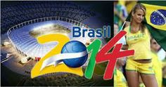 Opening Brazil World Cup on 12 Jun, 2014