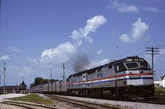 A photo from 1992 of an Amtrak 450 by CMSTPP, via Flickr. Thanks for sharing!
