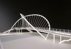 Bridge scale model