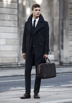 Gucci Mens Tailoring Collection, Heritage | More outfits like this on the Stylekick app! Download at http://app.stylekick.com