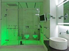 coole bilder von badezimmern - inspirierende designs,2016 lila, Innenarchitektur ideen