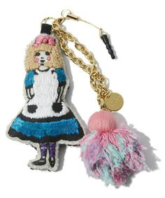 story of Charm tamao (Tamao) (Alice / Little Red Riding Hood) (Key Chains) | 1 other