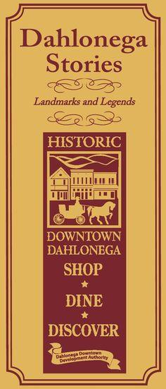 Dahlonega Stories: Landmarks & Legends Walking Tour