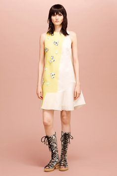 Knee-high lace-ups from 3.1 Phillip Lim.