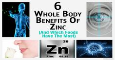 "The essential mineral zinc may play a key role in regulating the way calcium moves in your heart cells by modulating the function of ""gates"" known as RyR2. http://articles.mercola.com/sites/articles/archive/2016/01/25/zinc-heart-health.aspx"