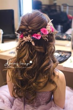 First-Rate Indian Hairstyles Ideas - 4 Brilliant Hacks: Boho Hairstyles Peinados light fringe hairstyles.Updos Hairstyle For Medium Hair - # indian Hairstyles Haircuts For Long Hair, Teen Hairstyles, Bride Hairstyles, Hairstyles With Bangs, Black Hairstyles, Hairstyles Pictures, Party Hairstyles, Everyday Hairstyles, Formal Hairstyles
