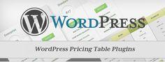 10 Awesome WordPress pricing table plugins