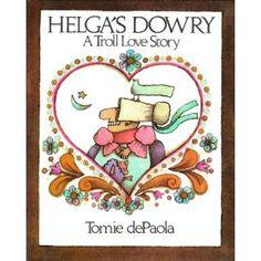 Helga's Dowry. A good, strange story.