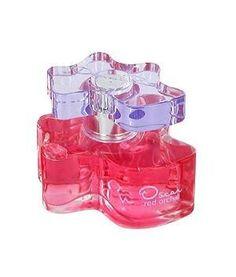 Perfume red orchid de Oscar ee la Renra.