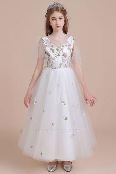 #girldresses#girls#dresseswomen#perfect#bridesmaiddress# Flower Girl Dresses Boho, Tulle Flower Girl, Tulle Flowers, Boho Dress, Dress Beach, Tulle Lace, Prom Dresses Uk, Burgundy Bridesmaid Dresses, Cheap Dresses