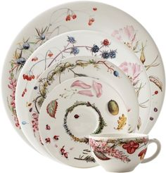 $200.00 5 Piece Place Setting