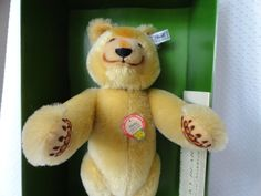 Vintage Steiff Still In The Box1930 Replica by BBGIMAGINATIONS, $249.00