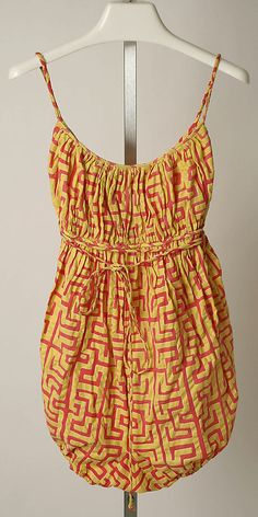 Bathing suit - Claire McCardell 1952