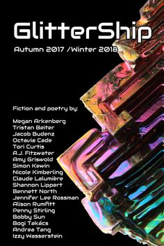 """Read """"GlitterShip Autumn 2017 / Winter by Nibedita Sen available from Rakuten Kobo. Autumn 2017 / Winter 2018 issue of GlitterShip! GlitterShip is a science fiction and fantasy magazine devoted to LGBTQIA. Story Poems, Police Story, Michel De Montaigne, Spooky Stories, Autumn 2017, Fiction, This Book, Winter"""